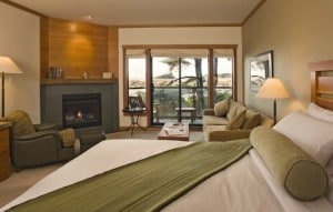 Guest suite at The Wick, ©Chris Pouget, courtesy of The Wickaninnish Inn