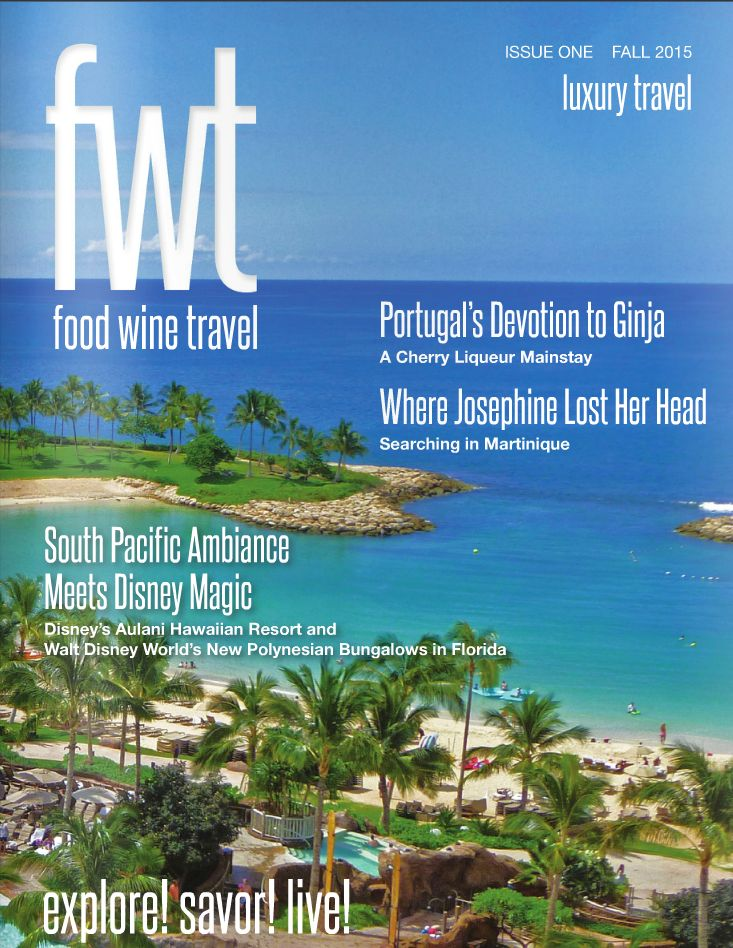 FWT Magazine Issue 1 Front Cover