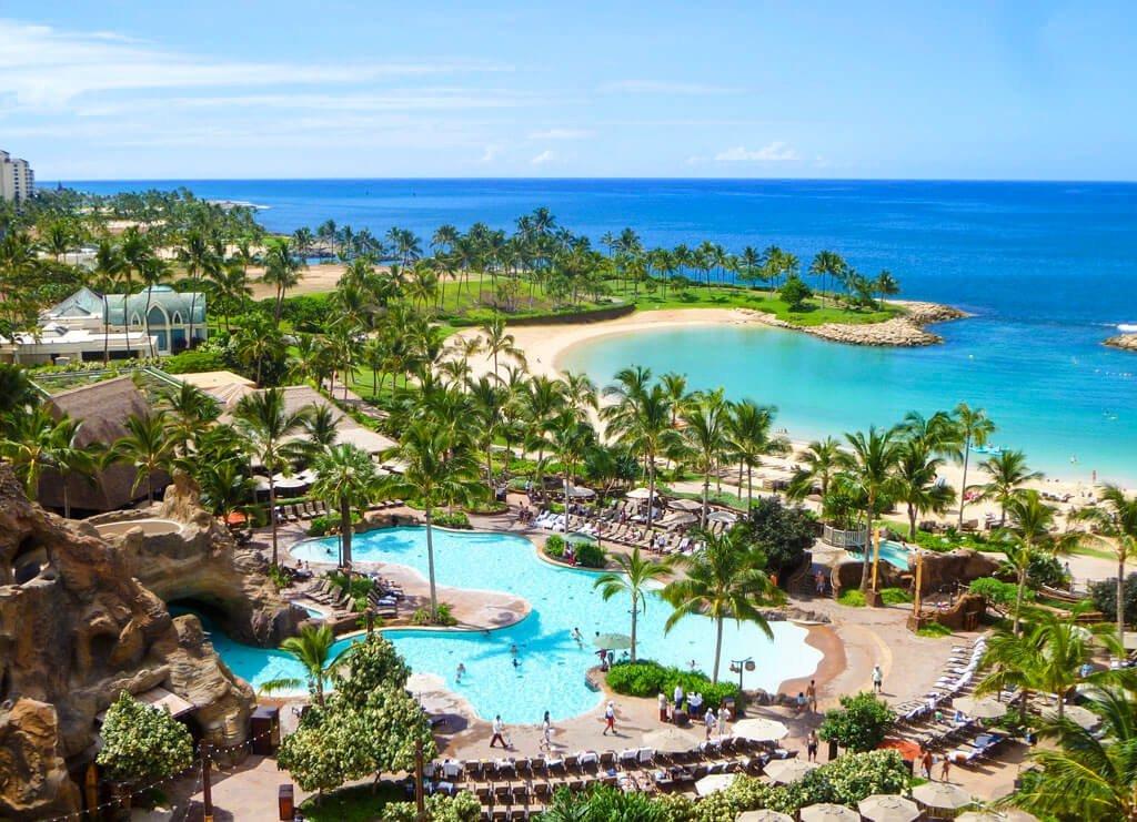 Disney's Hawaiian Aulani Resort & Spa (Photo by Sandra Chambers)
