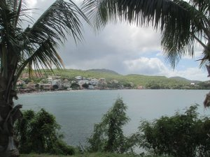 Safe and secure in restful Martinique