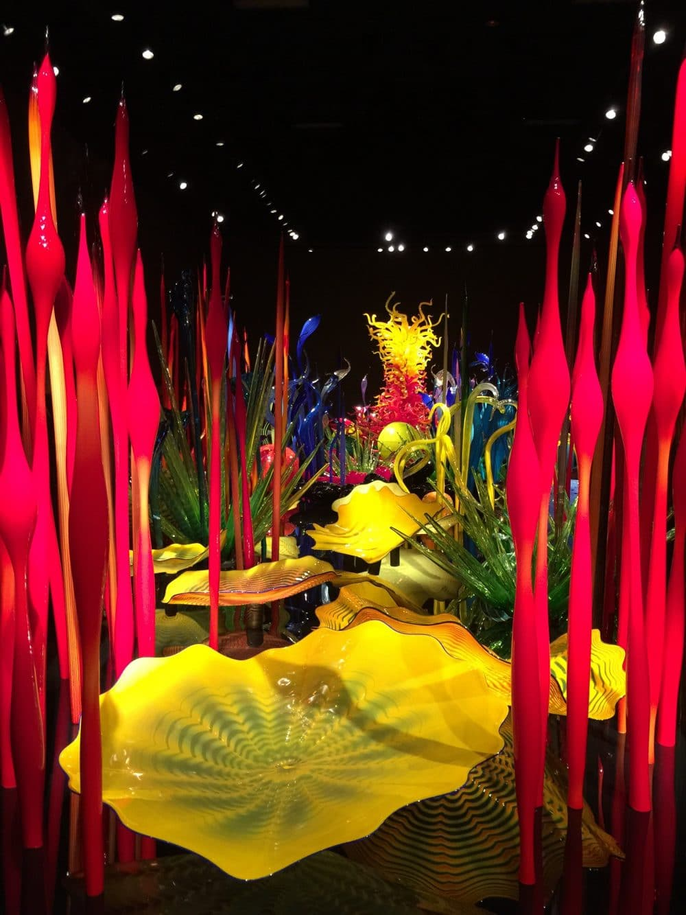 Combining the Best of Art and Winemaking in the Great Northwest: Dale Chihuly and Chateau Ste. Michelle