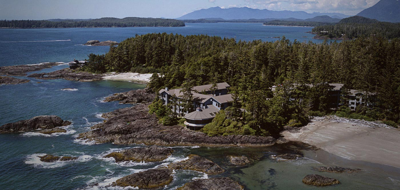 Wild Luxury: Tofino, British Columbia