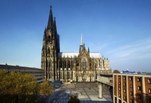 Cologne Cathedral's Square Photo Credit: Koln Tourismus