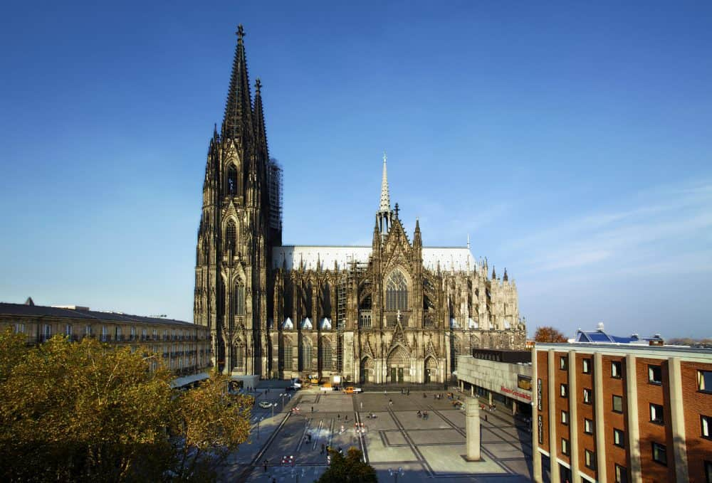 Cologne's Cathedral: You Really Can't Miss It