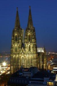 Cologne's Cathedral or Kolner Dom Photo Credit: Koln Tourismus