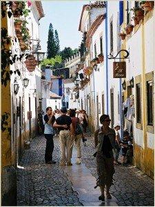 Obdios street scene