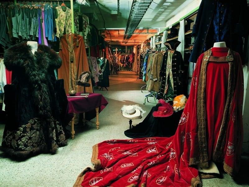 Barrandov Studios costumes