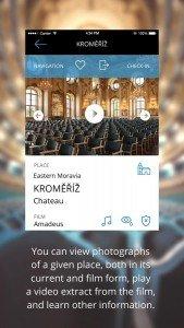 Barrandov Studios Film-app