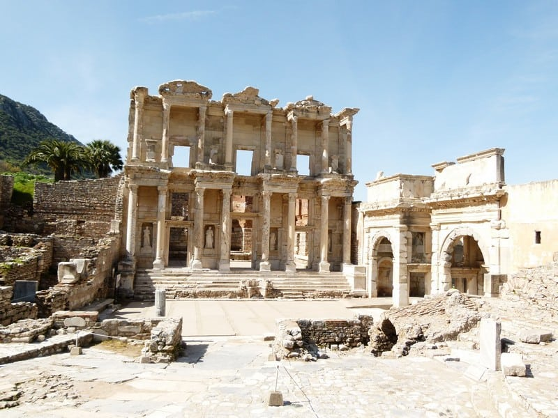 From Zeus' Daughter to Jesus' Mother, Ephesus Has Always Known How to Draw a Crowd