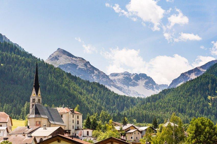 Time Travel in Switzerland's Müstair Valley