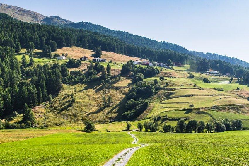 Val Müstair, Switzerland