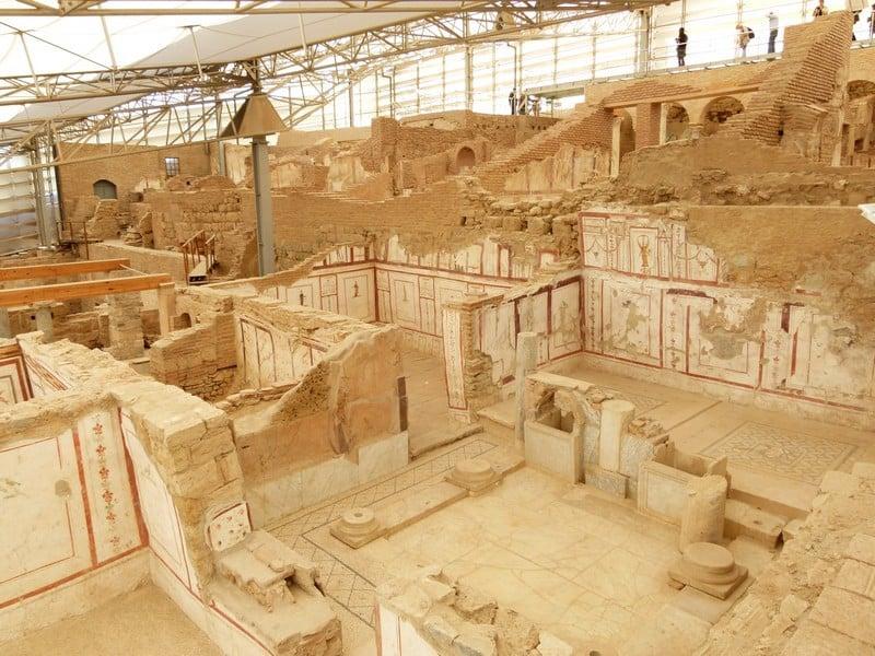 Terraced Houses of Ephesus, Ephesus.