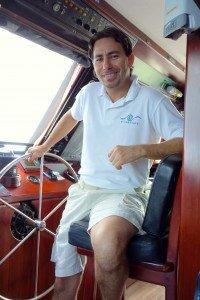 3. Captain Pablo Salas
