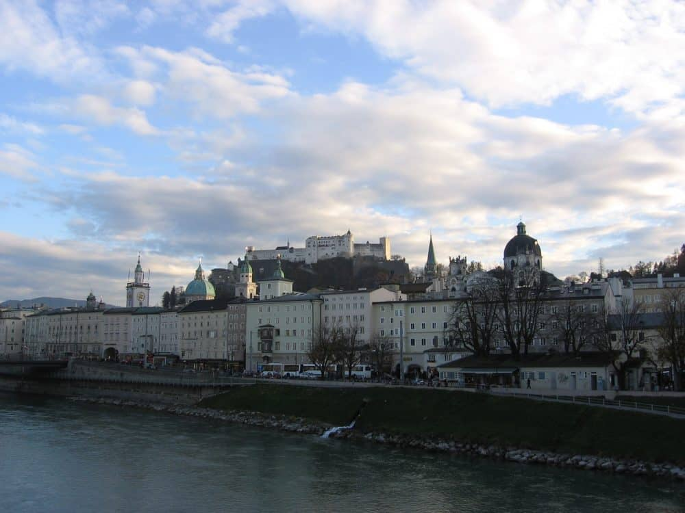 "Roaming about Salzburg: A Walking Tour of ""The Sound of Music"" Sites"