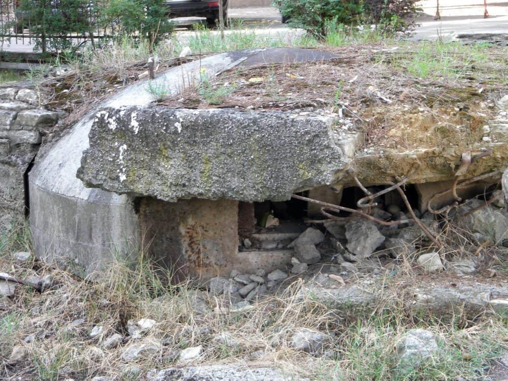 Bunker in Tirana