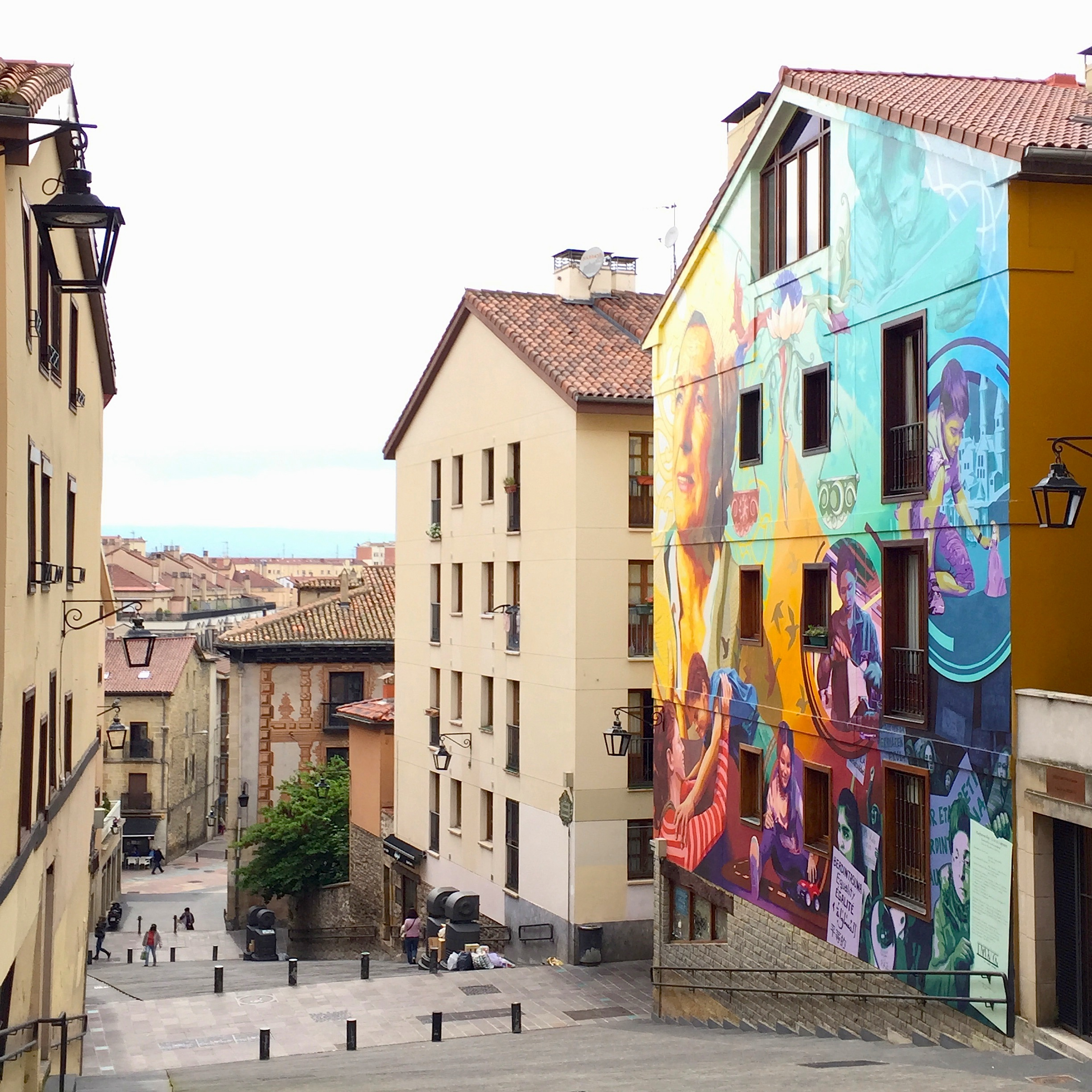 My Contender for Europe's Top Secret Destination is (shhhh) Vitoria-Gasteiz!