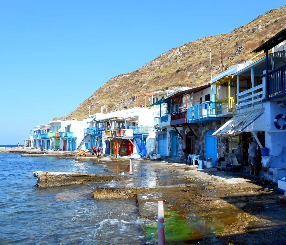 Greece: Exploring Three Enchanting Islands