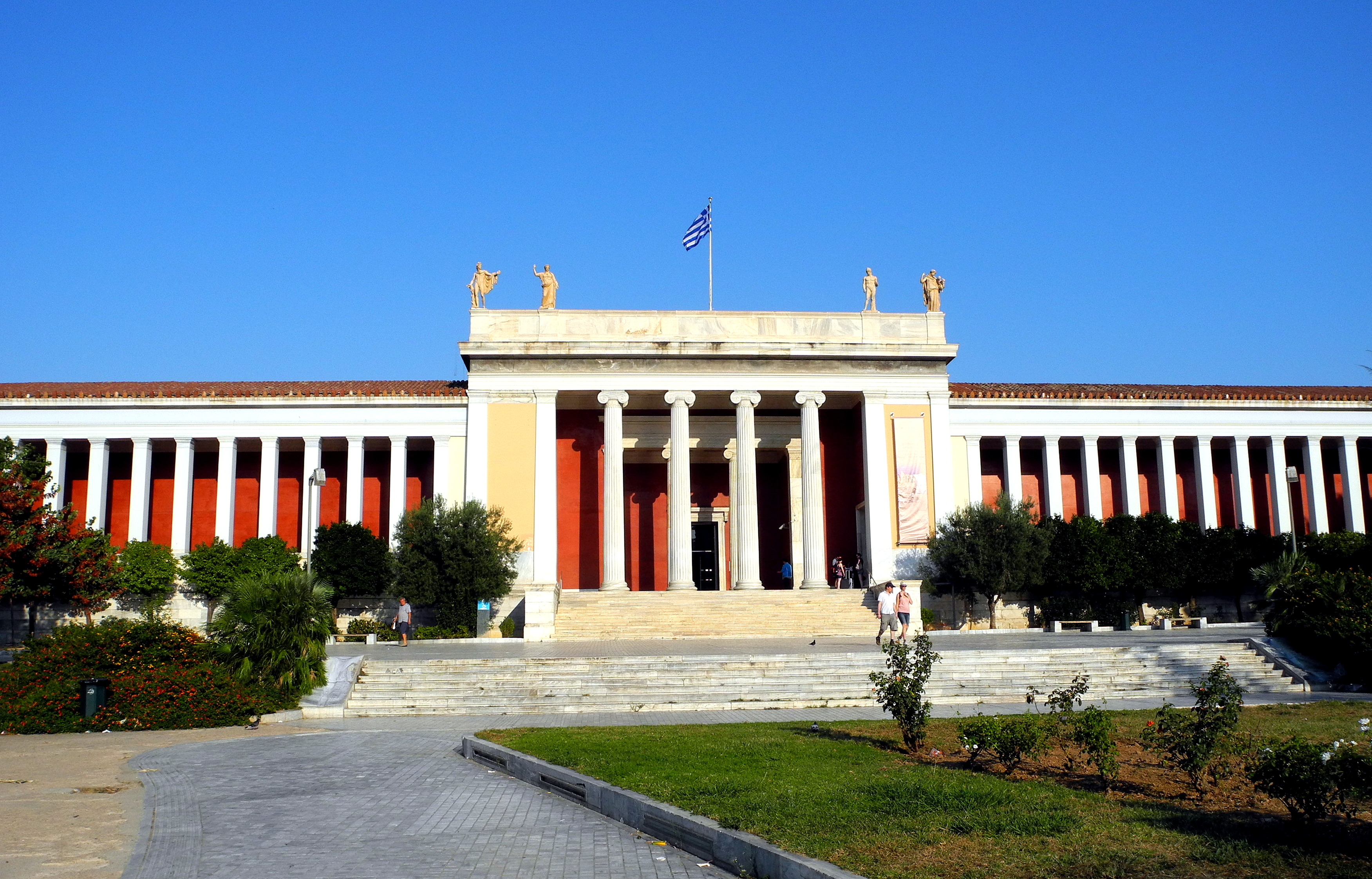 Image result for National Archaeological Museum