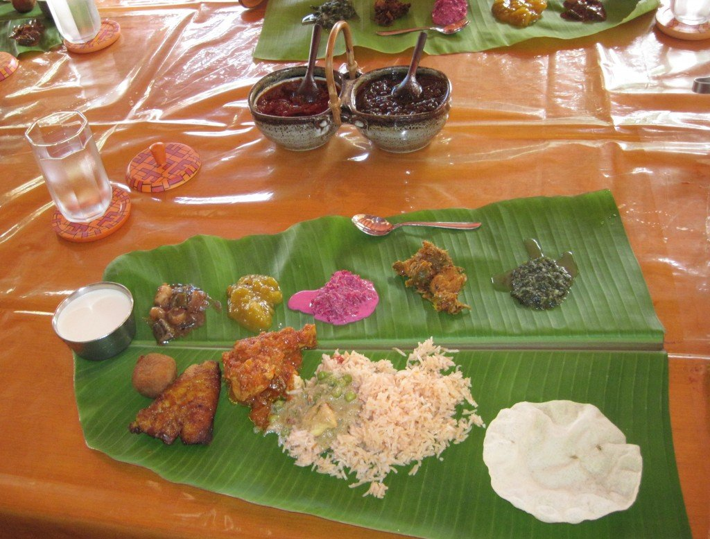 Anticipate exquisite foods and presentations in South India. Photo by Christine Tibbetts
