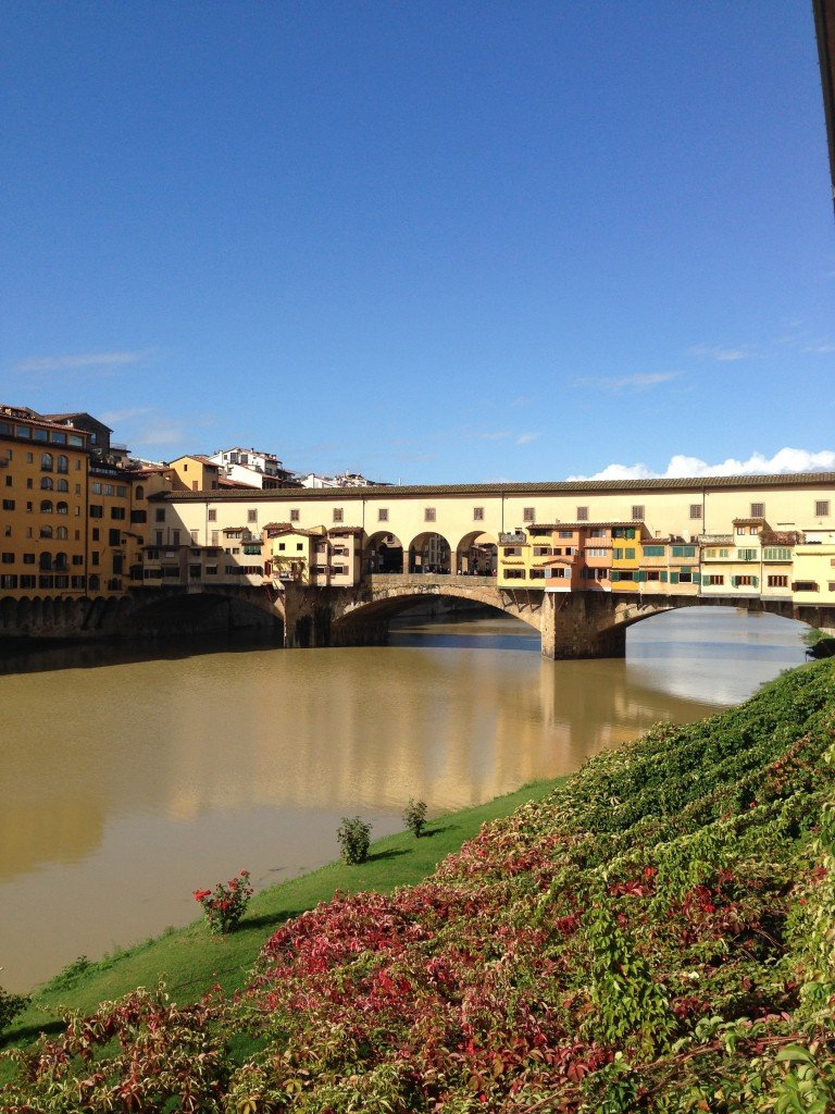 Ponte Vecchio Photo by Christine Salins