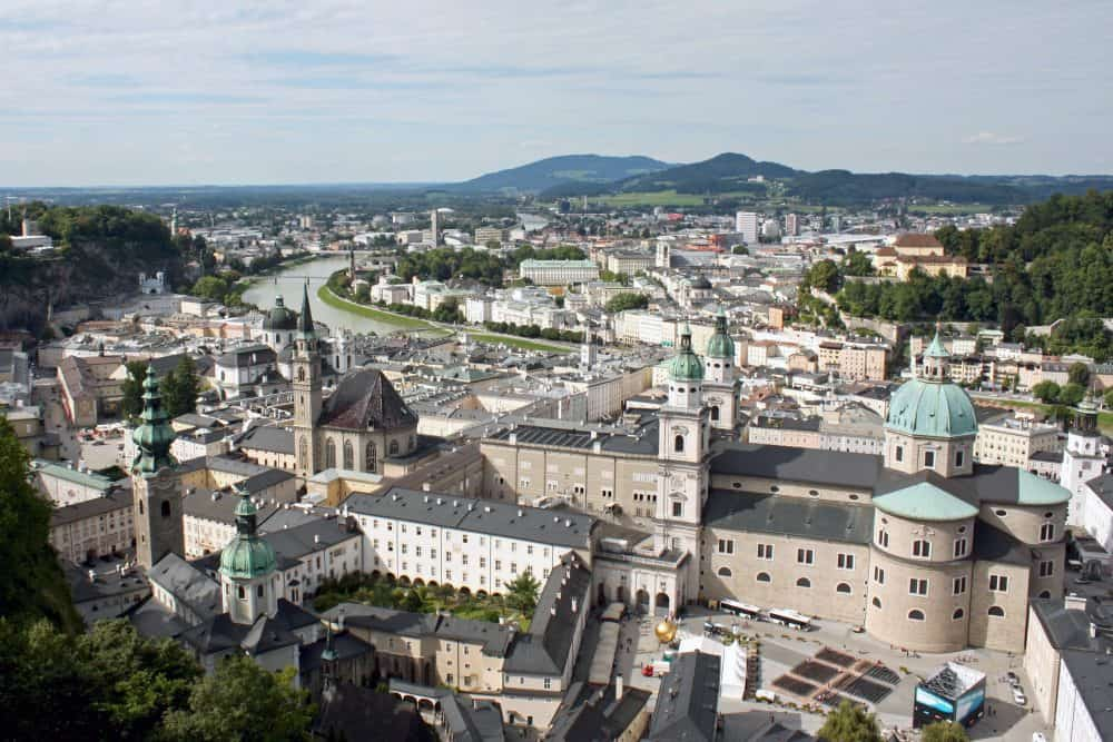 "Salzburg, Austria: Half a Century Later Secrets from ""The Sound of Music"" Revealed"