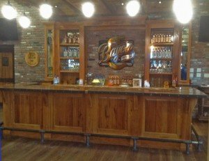 The Tasting Bar at Louisiana Spirits