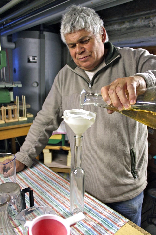 Beretta distillery, Tschierv, Switzerland