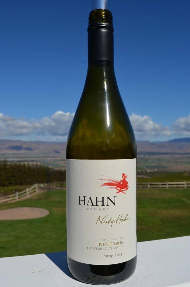 Hahn Pinot Gris. Santa Lucia Highlands