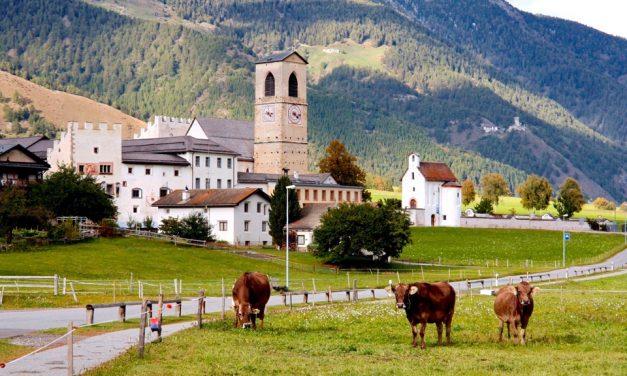 Viva la Grischa!: Swiss Spirits and a little Romansch