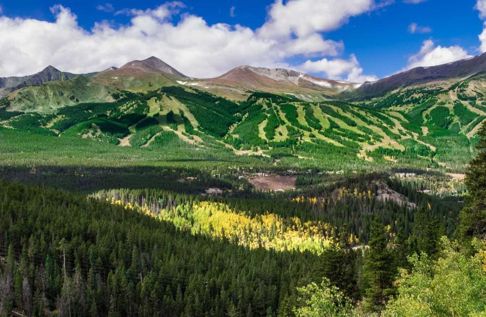 breckenridge Colorado vista