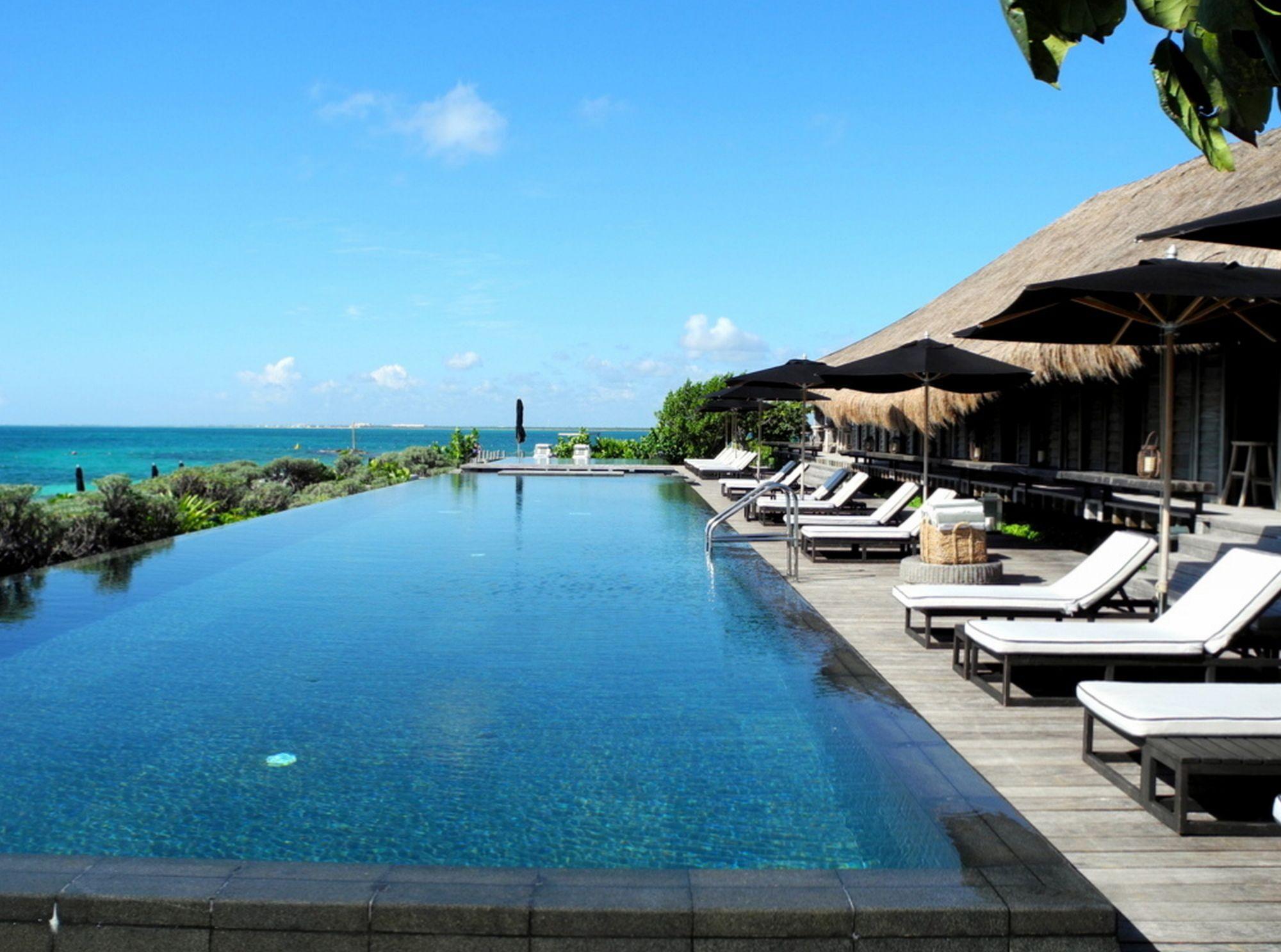 Nizuc Resort and Spa, Cancun, Mexico. FWT Magazine.