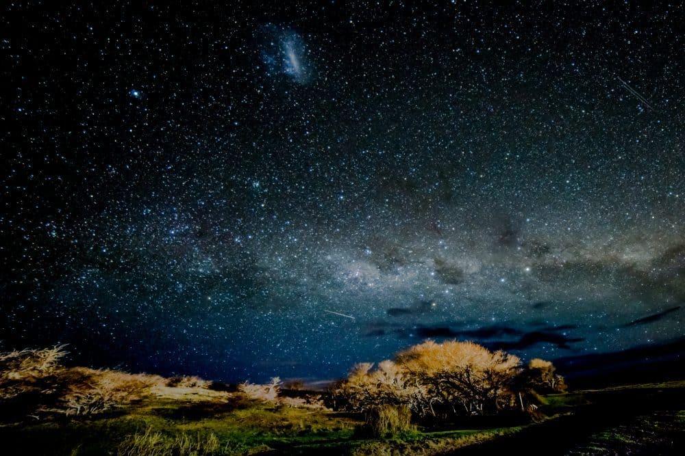 Patagonia Milky Way