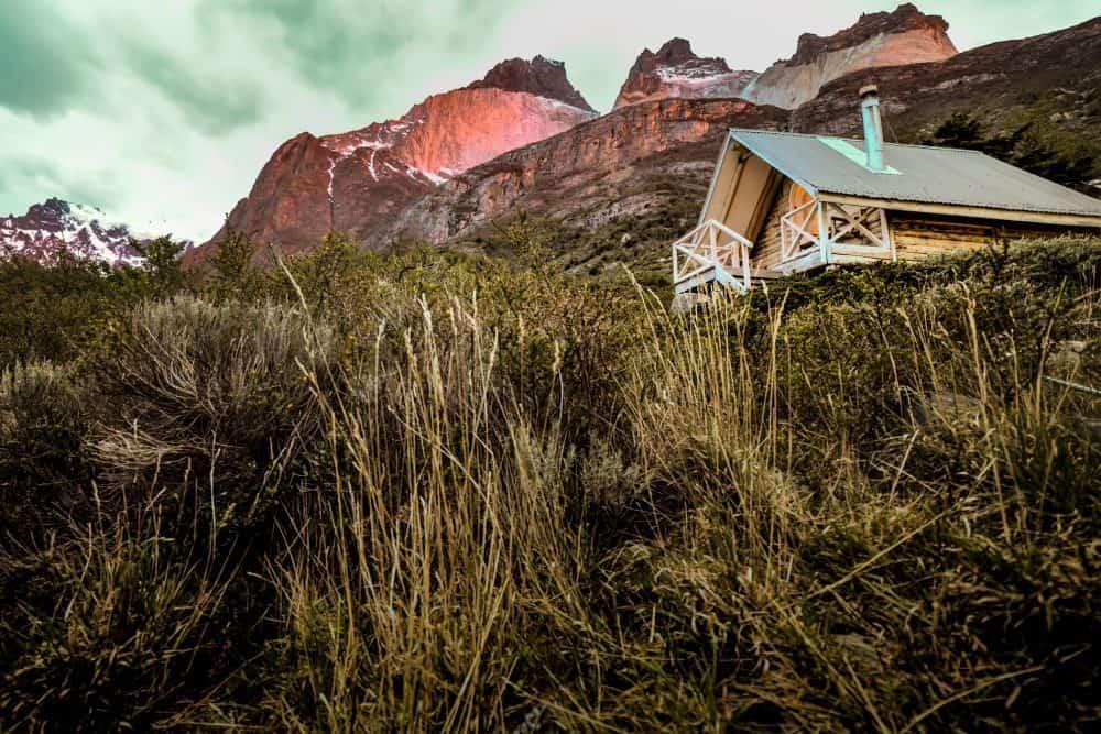Taking Refuge in Patagonia