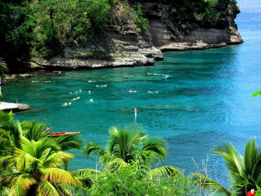 Saint Lucia: Water Wonderland