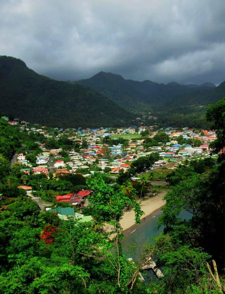 Soufriere, Saint Lucia