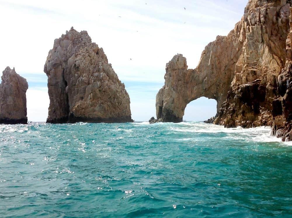 Exploring Playa del Amor, Cabo San Lucas