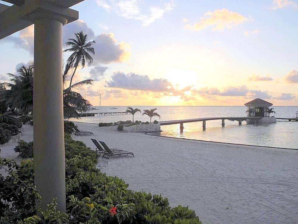 Sunrise, Coco Beach Resort