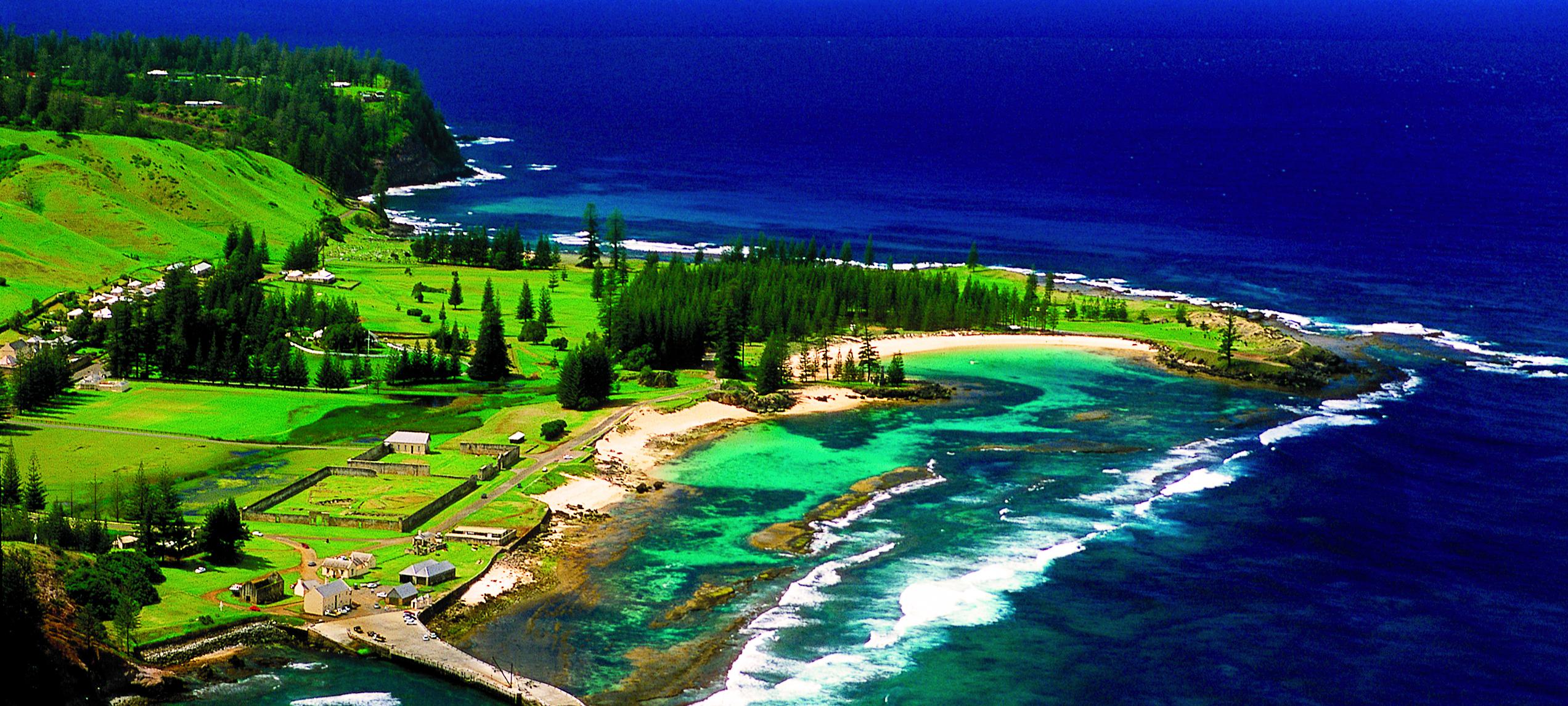 Norfolk Island History Tours