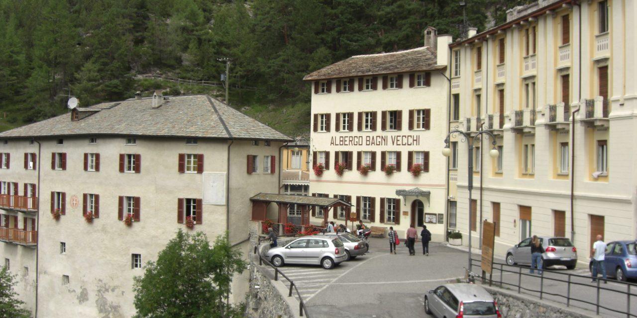 A Roman Spa in Bormio, Italy