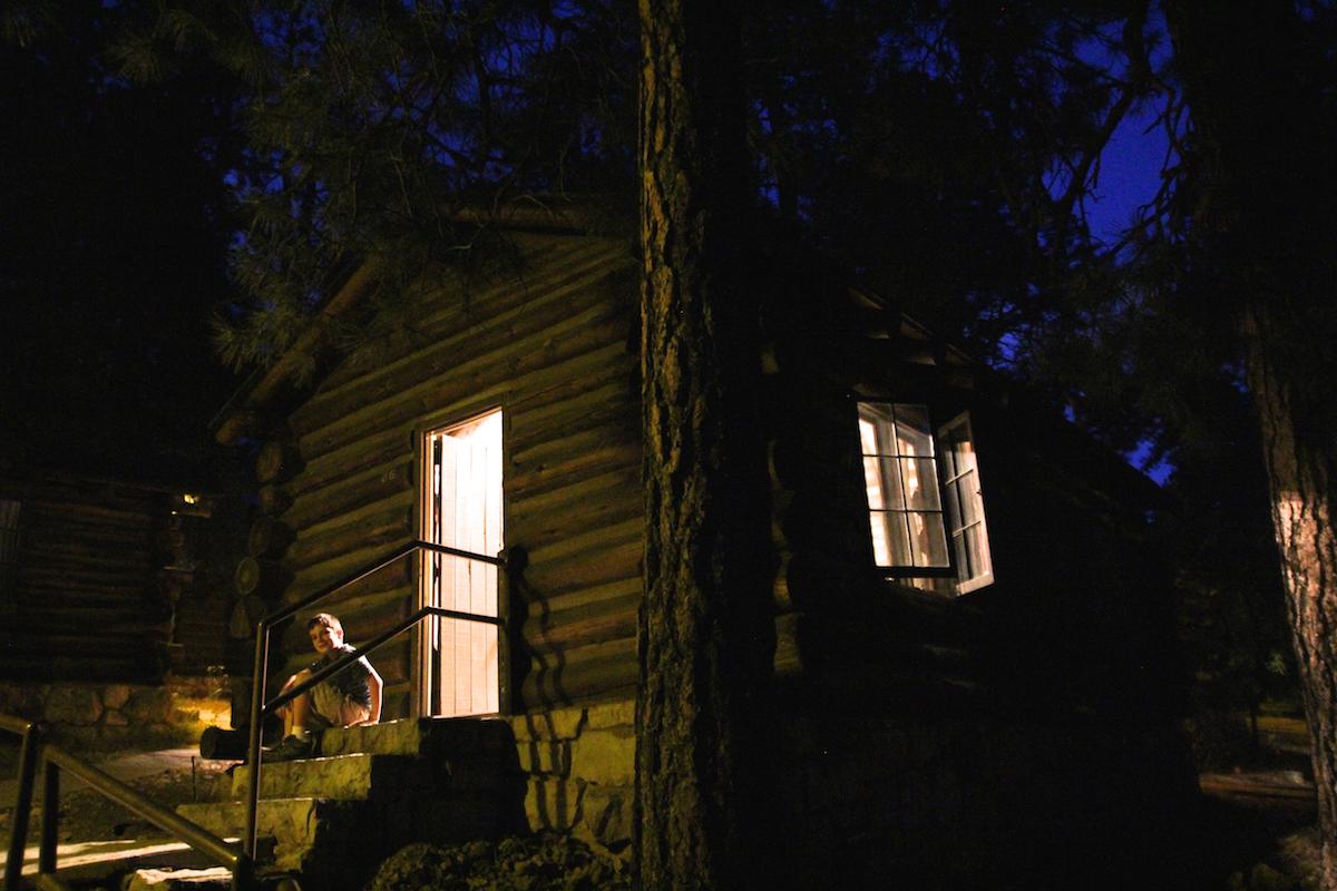 Grand Canyon Lodge at the North Rim,
