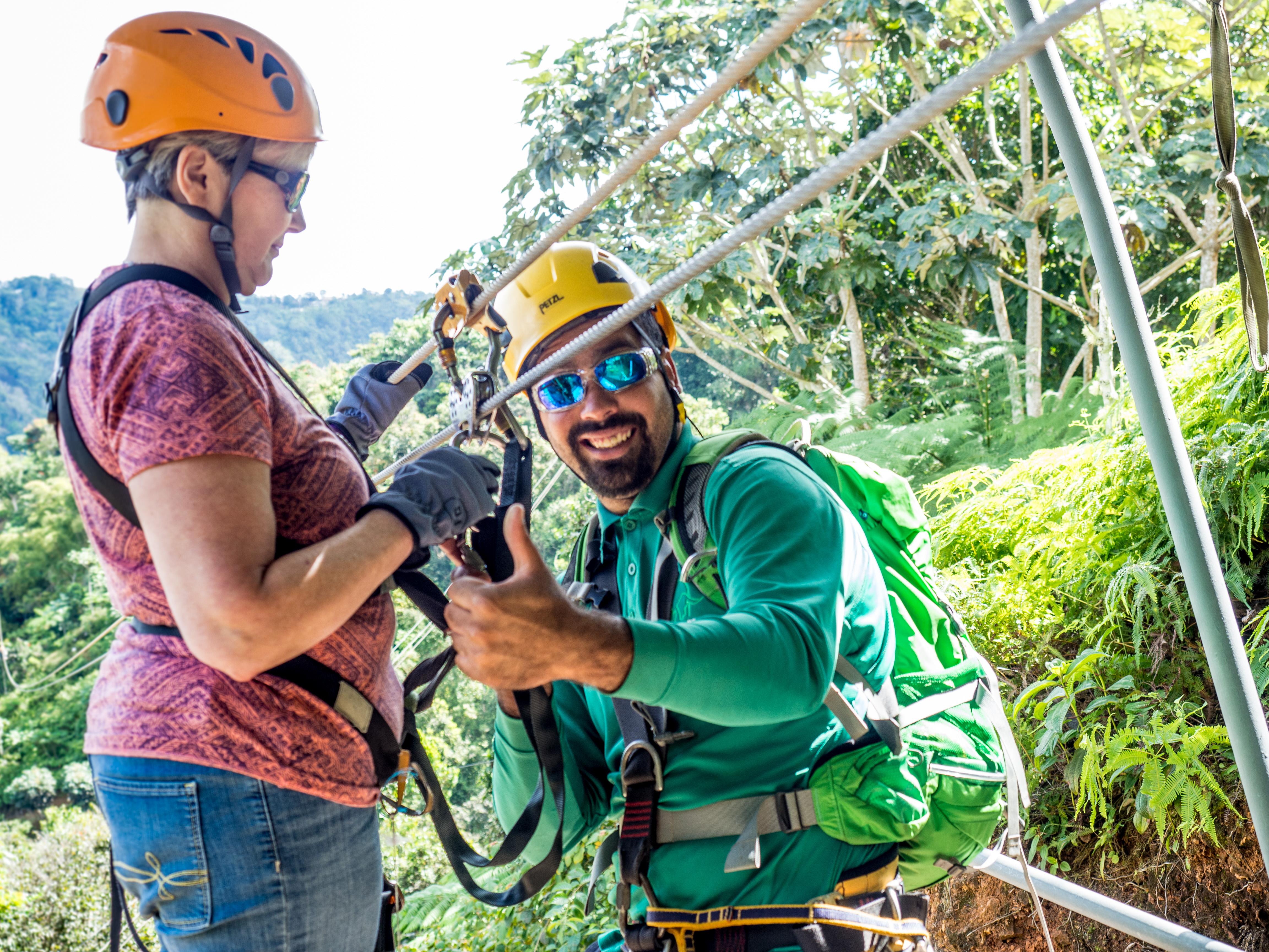 Guide at Toro Verde