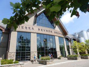 Sierra Nevada Brewery in NC