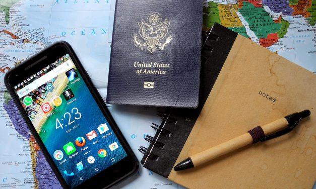 An International Cellular Phone Service: Google Fi Network