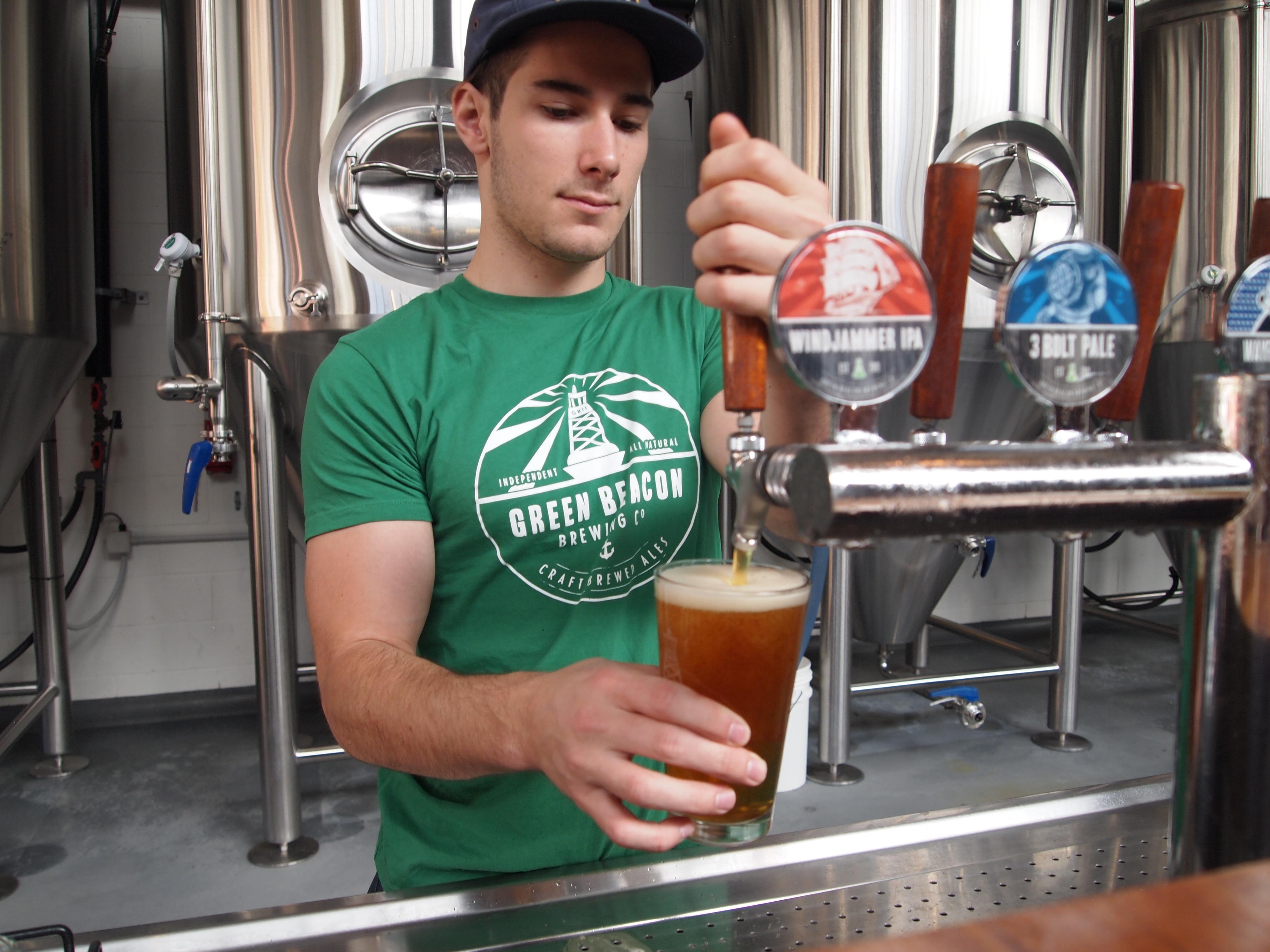 Green Beacon Brewing Company, Brisbane