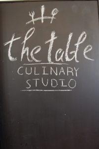 The Table Culinary Studio, Prince Edward Island