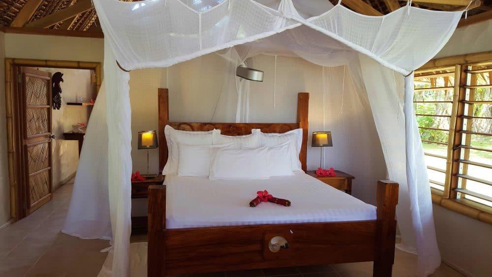 Tavanipupu accommodation, Tavanipupu Resort, Solomon Islands (c) Tavanipupu Resort. FWT Magazine.