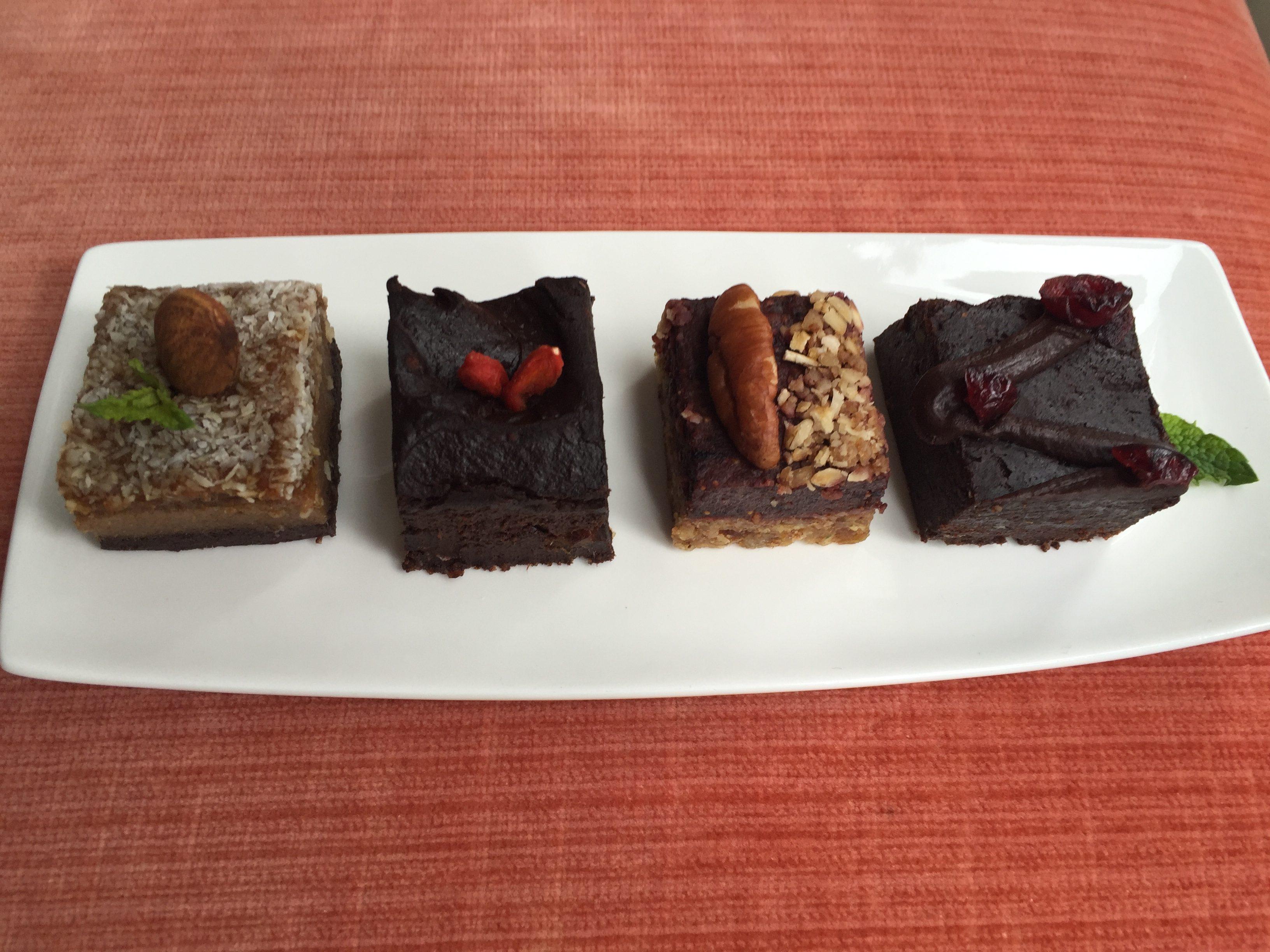 Loden Hotel chocolates. FWT Magazine.
