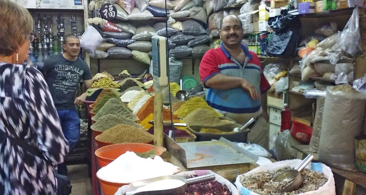 Jordan's Food Mirrors Its History
