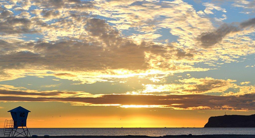 Photo of Coronado sunset. FWT Magazine. FWT Magazine.