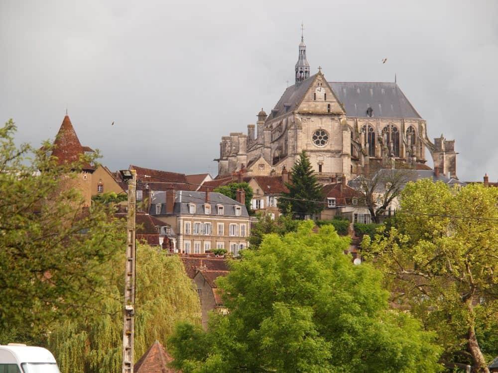 The Spectacle Of Burgundys 16th Century Glise Saint Florentin